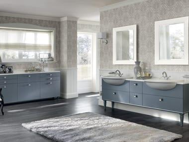 Bathroom furniture set MAGNIFICA