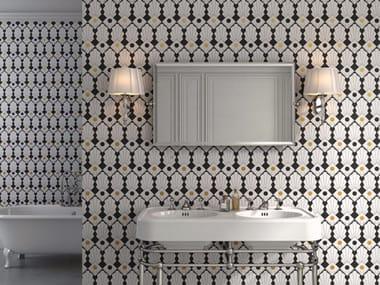 Washable bathroom wallpaper MAJESTIC