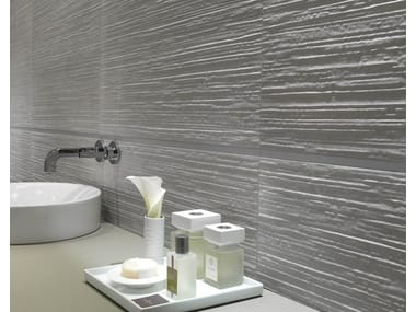 White-paste 3D Wall Tile MAKU | 3D Wall Cladding