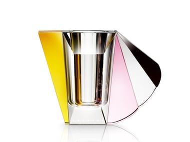 Vaso in cristallo MANHATTAN