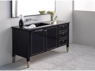 Floor-standing vanity unit MANHATTAN | Vanity unit