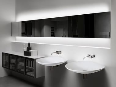 Mobili bagno in vetro archiproducts