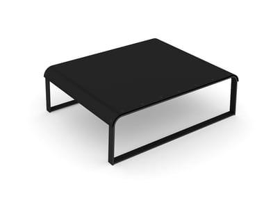 Sled base plate garden side table MANU 21