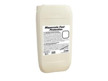 Trattamento protettivo idro-oleo repellente MAPECRETE FAST PROTECTION