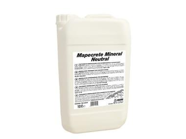 Trattamento mineralizzante per pavimentazioni in cls MAPECRETE MINERAL NEUTRAL