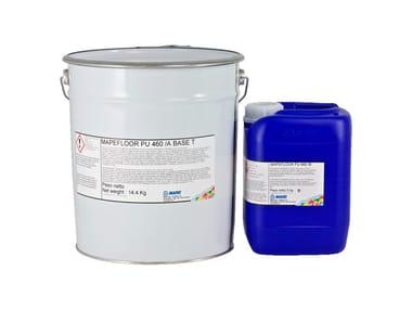 Resina poliuretanica autolivellante MAPEFLOOR PU 460