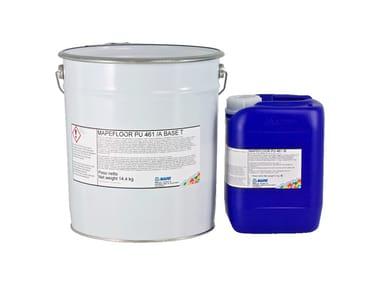 Resina poliuretanica autolivellante MAPEFLOOR PU 461