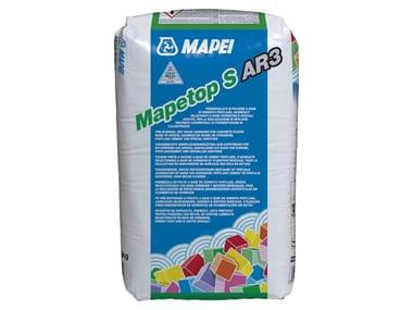 Premiscelato in polvere a base di cemento Portland MAPETOP S AR3
