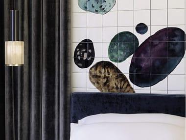 Indoor/outdoor polyurethane mosaic MARADI