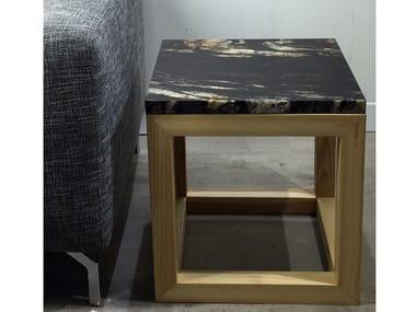 Square marble coffee table Marble coffee table