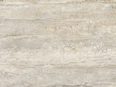 Porcelain stoneware flooring with marble effect MARBLES TRAVERTINO