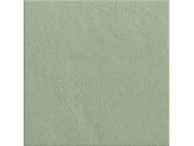 Pavimento/rivestimento in gres porcellanato smaltato MARGHE GREEN