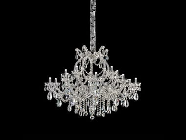 Metal chandelier with Swarovski® Crystals MARIA TERESA VE 989