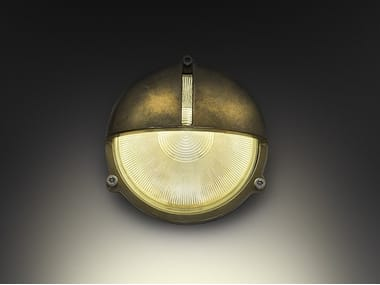 Direct light brass wall light MARINA-R