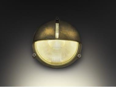 Applique a luce diretta in ottone MARINA-R