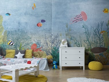 Landscape wallpaper MARINA