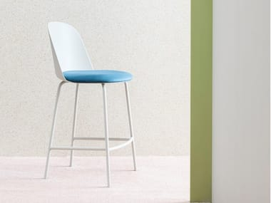 High polypropylene stool MARIOLINA | Stool