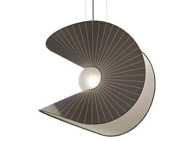Cotton pendant lamp MARIPOSA | Cotton pendant lamp