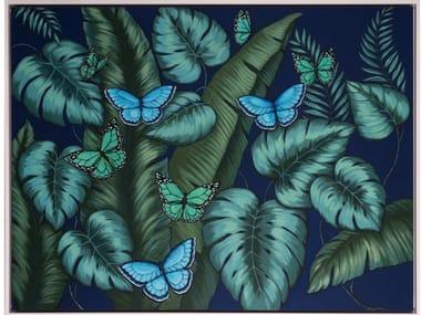 Canvas Painting Mariposas de noche