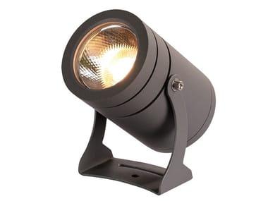 LED adjustable aluminium Outdoor spotlight MARIS 12W