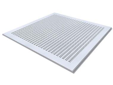 Gypsum ceiling tiles MARKANT TANGENT T1