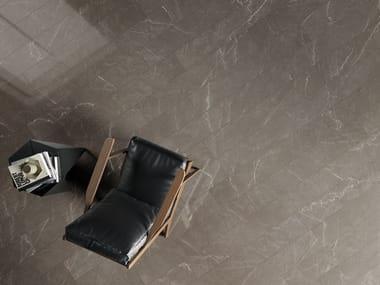 Pavimento/rivestimento in gres porcellanato effetto marmo MARMI BRONZE AMANI