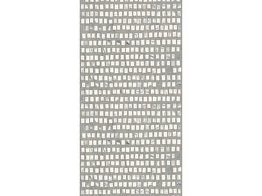 Pavimento/rivestimento in gres porcellanato effetto marmo MARMOREA BIANCO STATUARIO DECO