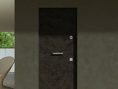 Safety door with electronic lock MAROSTICA