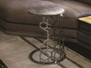 Metal side table MARTIN | Side table