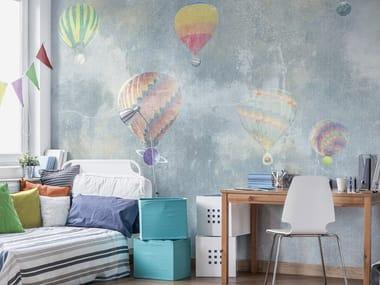 Motif Digital printing kids wallpaper MARTIN