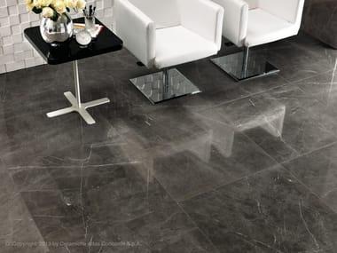 Pavimento in gres porcellanato effetto marmo MARVEL FLOOR | Pavimento in gres porcellanato