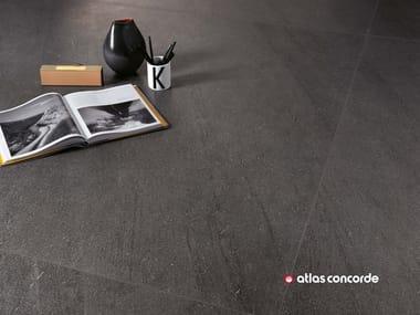 Pavimento in ceramica a pasta bianca effetto pietra MARVEL STONE FLOOR | Pavimento effetto pietra
