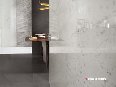 Rivestimento in gres porcellanato effetto marmo MARVEL STONE WALL | Rivestimento effetto marmo
