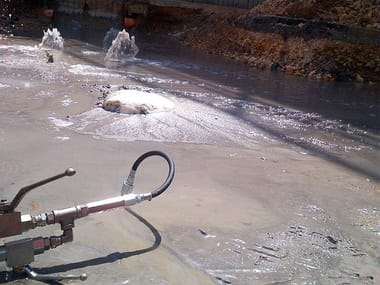 Additive and resin for waterproofing MasterRoc MP 355 1K