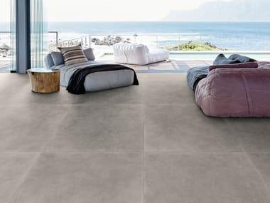 Pavimento/rivestimento in gres porcellanato per interni ed esterni MATERIAL