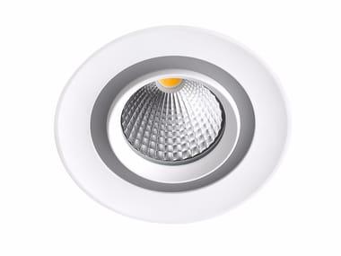 Faretto a LED in alluminio da incasso MATIS 12W