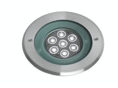 Proiettore per esterno a LED in acciaio inox MAXIEGO F.906