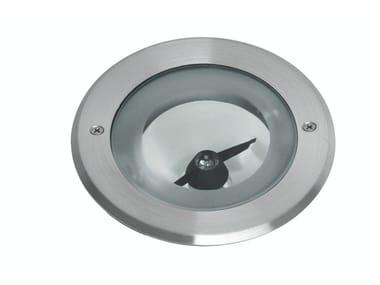 Proiettore per esterno a ioduri metallici in acciaio inox MAXIEGO F.909