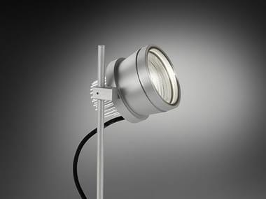 Proiettore per esterno a LED in alluminio anodizzato MAXIMA 100