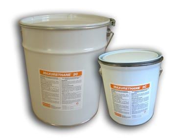 Resin Flooring protection MAXURETHANE® 2C