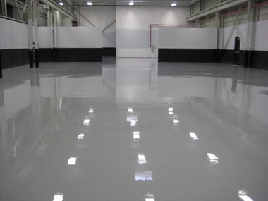 Flooring protection MAXURETHANE FLOOR