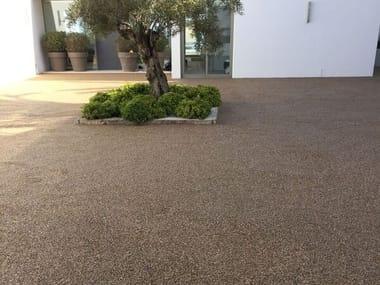 Pavimentos para exteriores de resina archiproducts for Pavimentos ecologicos para exteriores