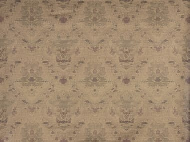 Embossed fire retardant upholstery fabric MAYBE SPITALFIELDS SN
