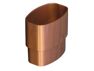 Manicotto di congiunzioni per tubo pluviale MB96R