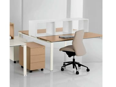 Individual office workstation MEDLEY | Office workstation