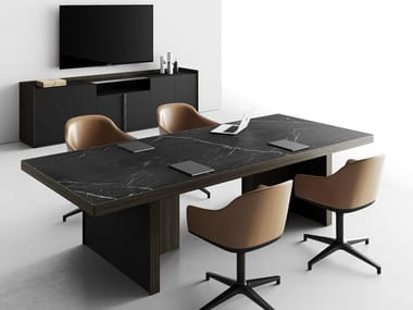 Rectangular meeting table VITTORIA | Meeting table