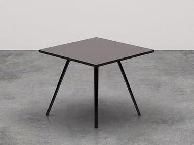 Tavolo da riunione quadrato MEETY | Tavolo da riunione quadrato