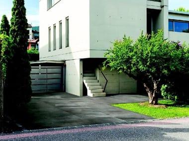 Pavimento per esterni in gres porcellanato effetto cemento MEMENTO 20 | Tortora
