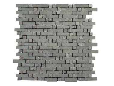 Mosaico in gres porcellanato MEMENTO | Mosaico Taupe