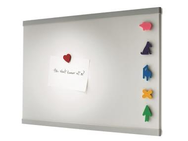 Magnetic dry erase board MEMO